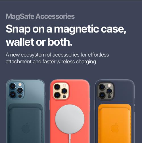 Magnetic Case Wallet