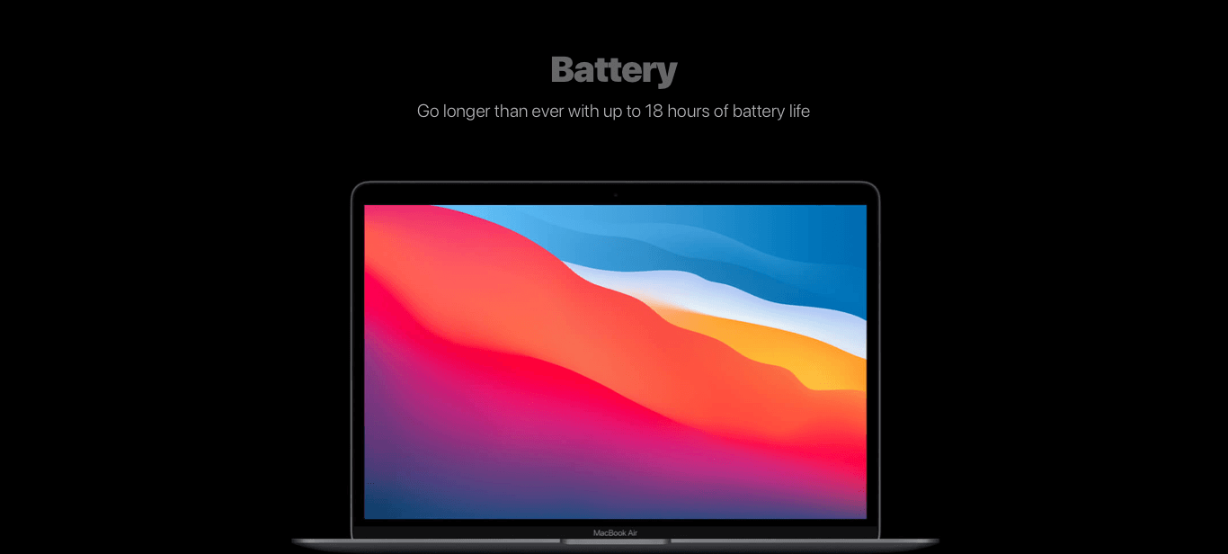 Battery Life content