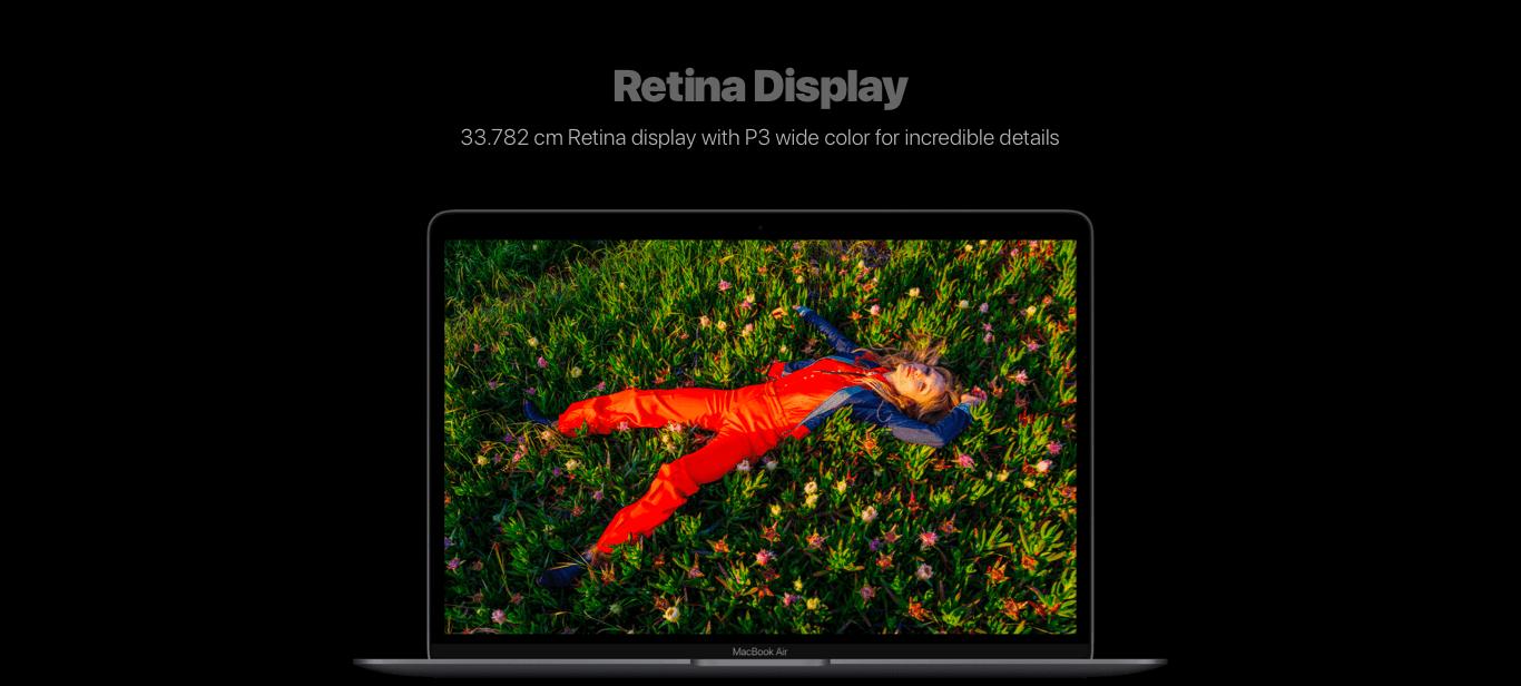Retina Display content