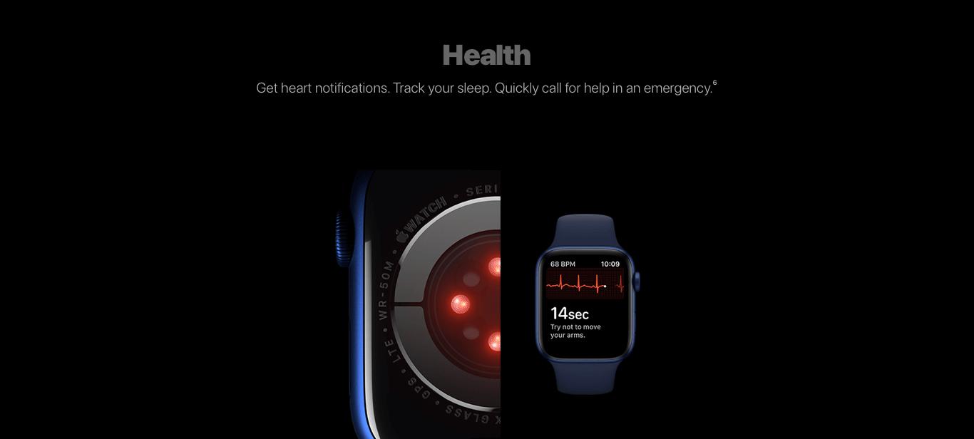 Health content