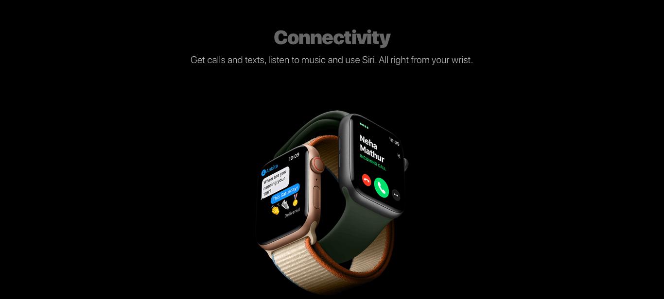 Connectivity content