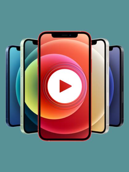 iPhone 12 Mini Video