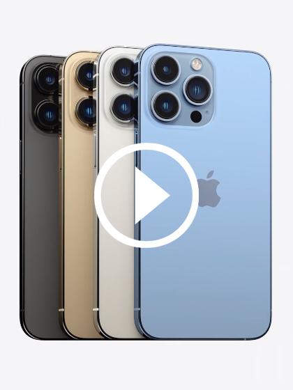 iPhone 13 Pro Video