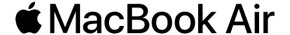 Macbook Air Logo